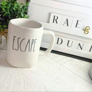 Rae Dunn By Magenta Escape 'Escape' Ceramic Mug